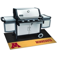 Minnesota Golden Gophers NCAA Vinyl Grill Mat