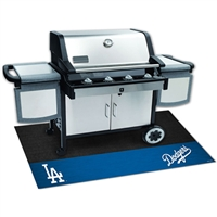 Los Angeles Dodgers MLB Vinyl Grill Mat