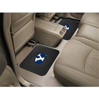 Brigham Young Cougars NCAA Utility Mat (14x17)(2 Pack)