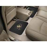 Colorado Golden Buffaloes NCAA Utility Mat (14x17)(2 Pack)