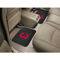 Cleveland Indians MLB Utility Mat (14x17)(2 Pack)
