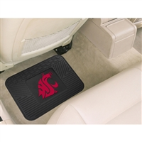 Washington State Cougars NCAA Utility Mat (14x17)