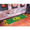 Georgia Tech Yellowjackets NCAA Putting Green Runner (18x72)