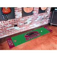 Southern Illinois Salukis NCAA Putting Green Runner (18x72)