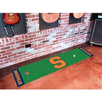 Syracuse Orangemen NCAA Putting Green Runner (18x72)