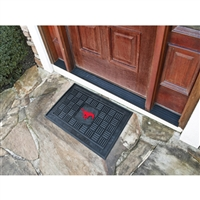 Southern Methodist Mustangs NCAA Vinyl Doormat (19x30)