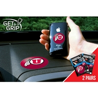 Utah Utes NCAA Get a Grip Cell Phone Grip Accessory