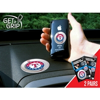 Texas Rangers MLB Get a Grip Cell Phone Grip Accessory
