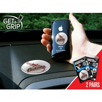 Houston Astros MLB Get a Grip Cell Phone Grip Accessory