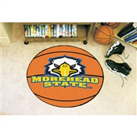 Morehead State Eagles NCAA Basketball Round Floor Mat (29)