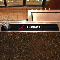 Alabama Crimson Tide NCAA Drink Mat (3.25in x 24in)