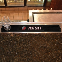 Portland Trail Blazers NBA Drink Mat (3.25in x 24in)