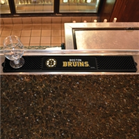 Boston Bruins NHL Drink Mat (3.25in x 24in)