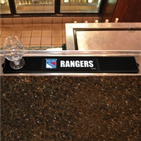 New York Rangers NHL Drink Mat (3.25in x 24in)