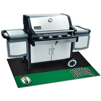 Boston Celtics NBA Vinyl Grill Mat(26x42)