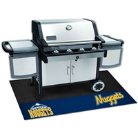 Denver Nuggets NBA Vinyl Grill Mat(26x42)