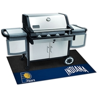 Indiana Pacers NBA Vinyl Grill Mat(26x42)