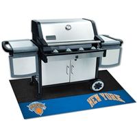 New York Knicks NBA Vinyl Grill Mat(26x42)