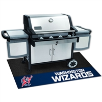 Washington Wizards NBA Vinyl Grill Mat(26x42)