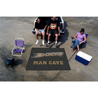 Anaheim Ducks NHL Man Cave Tailgater Floor Mat (60in x 72in)