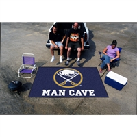 Buffalo Sabres NHL Man Cave Ulti-Mat Floor Mat (60in x 96in)