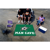 Dallas Stars NHL Man Cave Tailgater Floor Mat (60in x 72in)