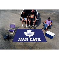 Toronto Maple Leafs NHL Man Cave Ulti-Mat Floor Mat (60in x 96in)