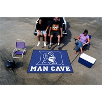 Duke Blue Devils NCAA Man Cave Tailgater Floor Mat (60in x 72in)