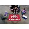 Ohio State Buckeyes NCAA Man Cave Tailgater Floor Mat (60in x 72in)
