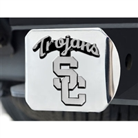 USC Trojans NCAA Hitch Cover