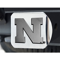 Nebraska Cornhuskers NCAA Hitch Cover