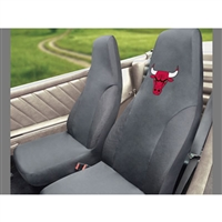 Chicago Bulls NBA Polyester Seat Cover