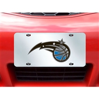 Orlando Magic NBA License Plate Inlaid