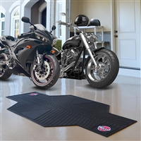 Detroit Pistons NBA Motorcycle Mat (82.5in L x 42in W)