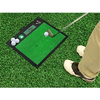 Boston Celtics NBA Golf Hitting Mat (20in L x 17in W)