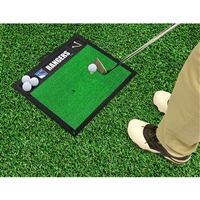New York Rangers NHL Golf Hitting Mat (20in L x 17in W)
