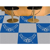 Air Force Falcons NCAA Team Logo Carpet Tiles