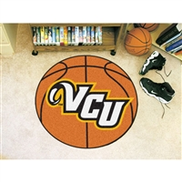 Virginia Commonwealth Rams NCAA Basketball Round Floor Mat (29)