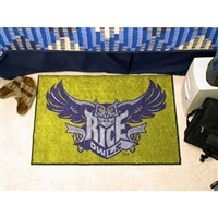 Rice Owls NCAA Starter Floor Mat (20x30)