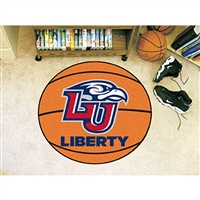 Liberty Flames NCAA Basketball Round Floor Mat (29)