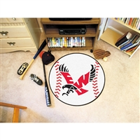 Eastern Washington Eagles NCAA Basketball Round Floor Mat (29)