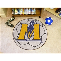 Murray State Racers NCAA Soccer Ball Round Floor Mat (29)