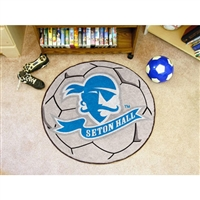Seton Hall Pirates NCAA Soccer Ball Round Floor Mat (29)