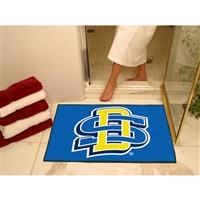 South Dakota State Jackrabbits NCAA All-Star Floor Mat (34x45)
