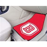 Bradley Braves NCAA Car Floor Mats (2 Front)