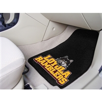 Loyola Illinois Ramblers NCAA 2-Piece Printed Carpet Car Mats (18x27)