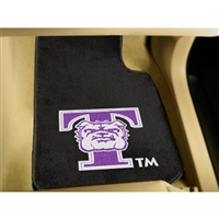 Truman State Bulldogs NCAA 2-Piece Printed Carpet Car Mats (18x27)
