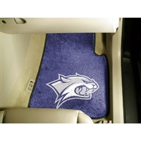 New Hampshire Wildcats NCAA Car Floor Mats (2 Front)