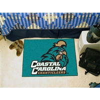 Coastal Carolina Chanticleers NCAA Starter Floor Mat (20x30)