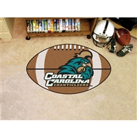 Coastal Carolina Chanticleers NCAA Football Floor Mat (22x35)